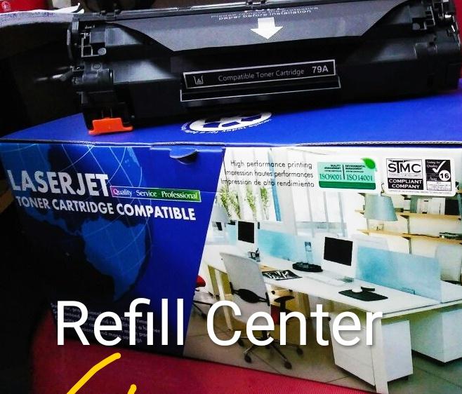 Harga Refill Toner CF279A