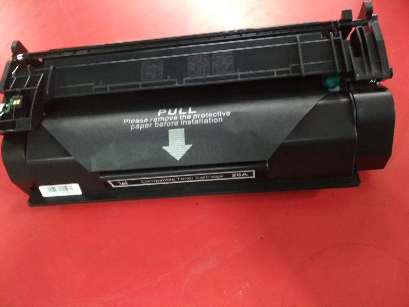 Harga Refill Toner HP 26A