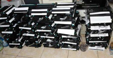 Isi Ulang Toner Fuji XEROX CP105B
