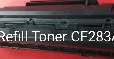 Harga Refill Toner 83A