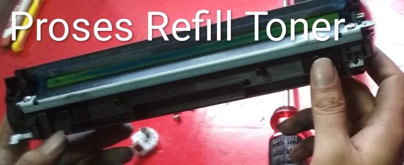 Harga Refill Toner Fuji XEROX P115w