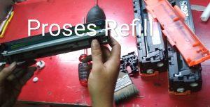 Harga Refill Toner 205A