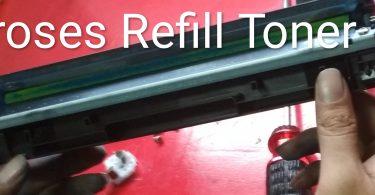Refill toner samsung m2020w