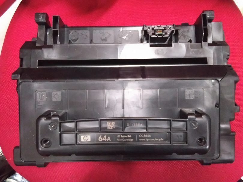 jual toner compatible HP 64A Black